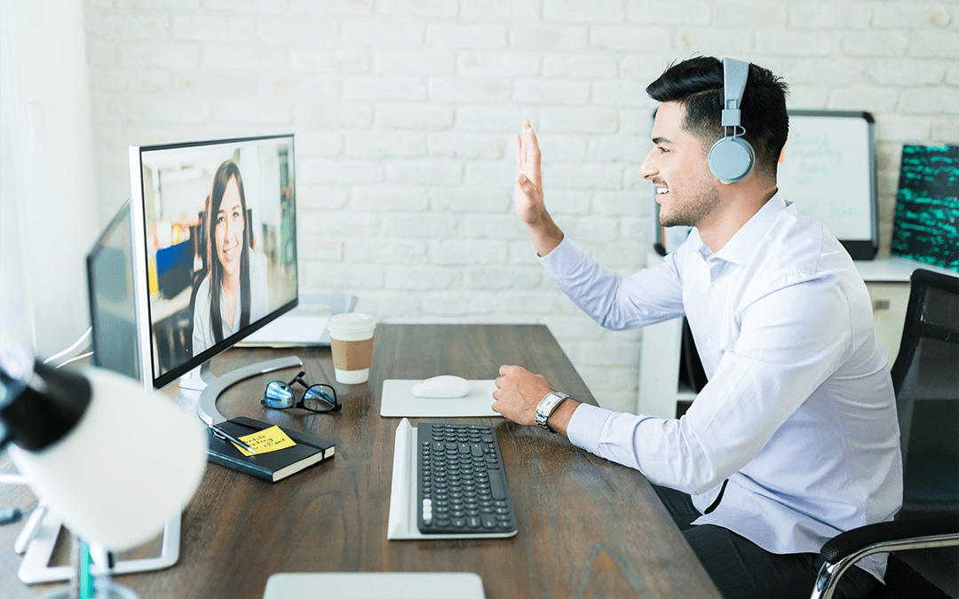 How Virtual Events Work to Connect your Members to Employers